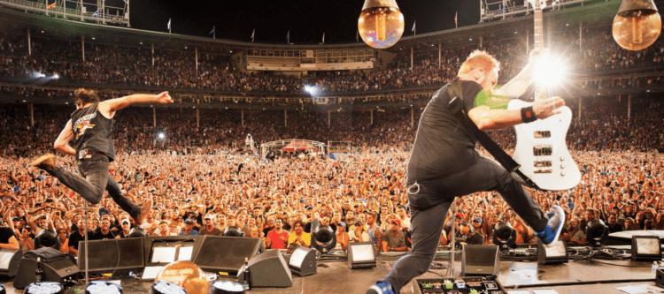 Pearl Jam Fenway 2016