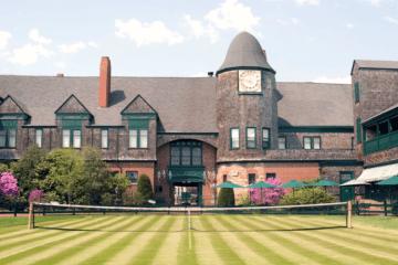 tennis hall of fame