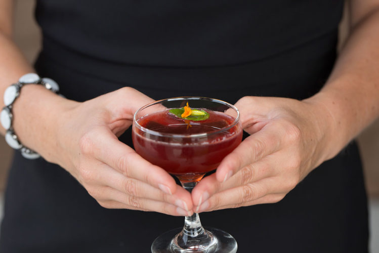 Making Spirits Bright: Cocktail + Truffle Making Class at