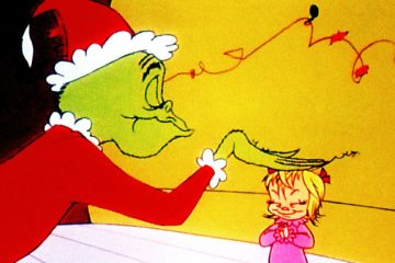 HOW THE GRINCH STOLE CHRISTMAS, The Grinch, Cindy Lou Who, 1966