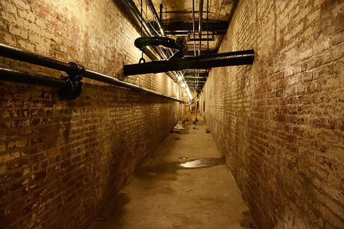breakers tunnel