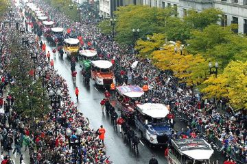 patriots duck boat parade