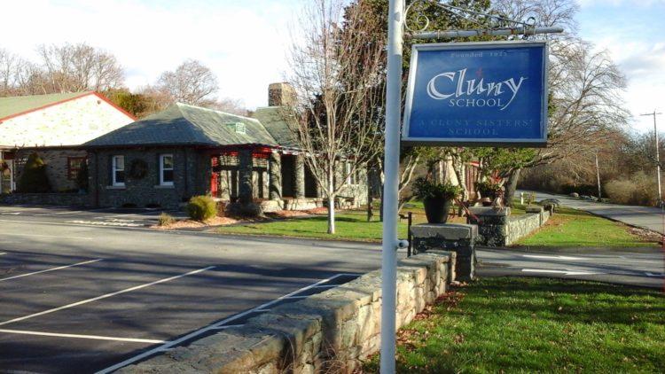Cluny school newport ri