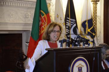 Teresa Paiva Weed Announcement
