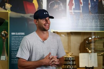 Andy Roddick Tennis Hall of Fame