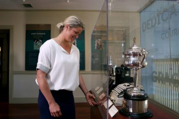 Kim Clijsters Tennis Hall of Fame