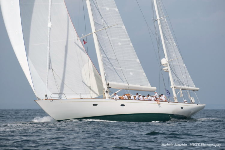 Beguia yacht candy store cup