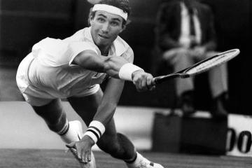 Pat Cash Tennis Hall of Fame
