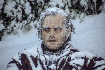 Frozen Jack Nicholson