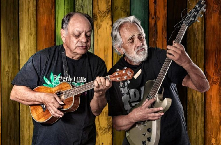 Cheech and Chong Newport Folk Festival 2018