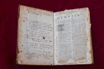 Jerry Slocum Bible