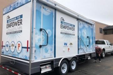 Shower to empower