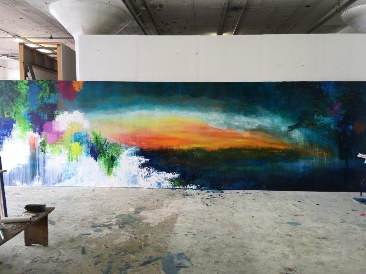 Mia Tarducci Artist Newport RI