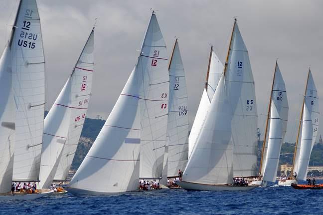 12 metres Newport RI