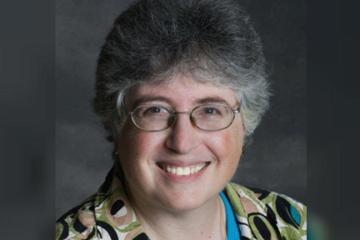 Sister Lisa Zuccarelli