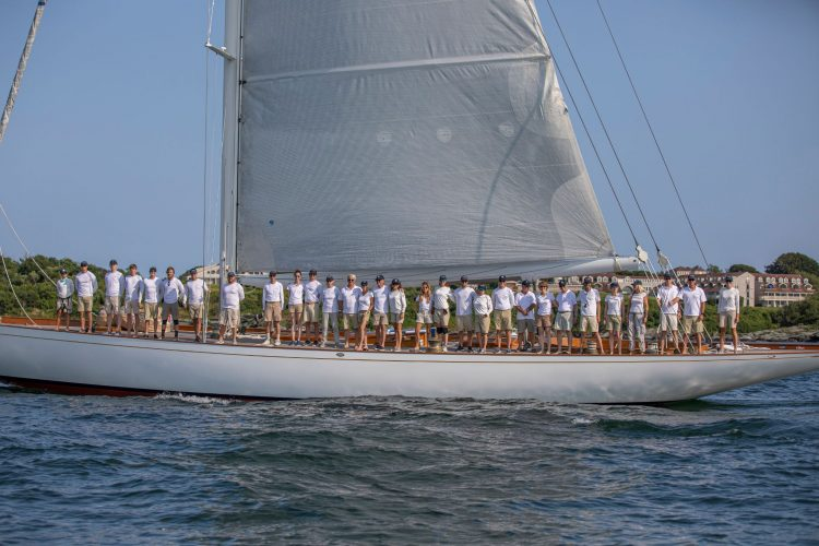 2019 Candy Store Cup Brings Formidable Yachts to Center