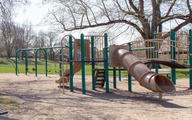 Morton Park Newport RI