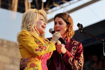 Dolly Parton Brandi Carlisle