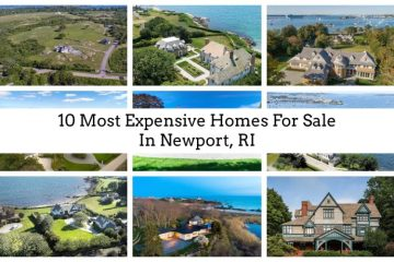 10 Most Expensive Homes For Sale Newport RI