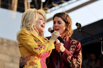 Dolly Parton Newport Folk 2019