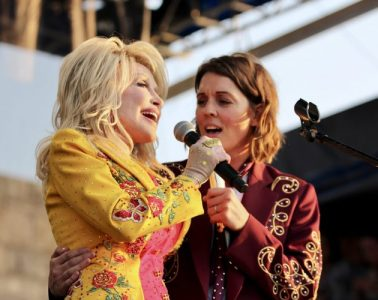 Dolly Parton Newport Folk 2019