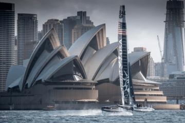 Rome Kirby SailGP Sydney
