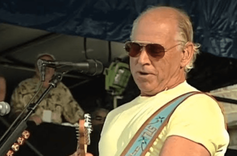 Jimmy Buffett Newport Folk Festival 2008