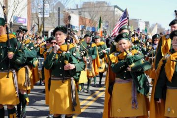 Newport RI St Patrick's Day Parade Canceled