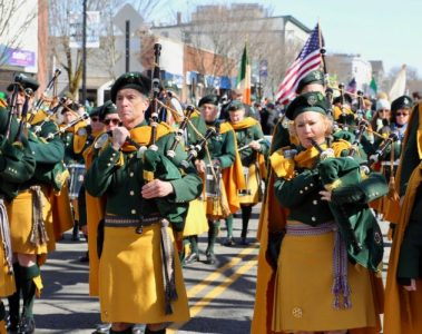 Newport RI St Patrick's Day Parade Canceled
