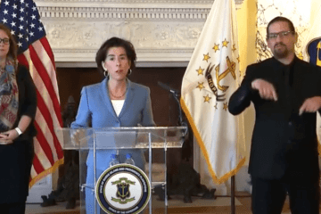 Raimondo Daily COVID briefing