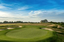 US Senior open Newport Country Club