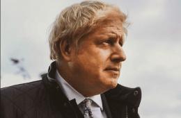 Boris Johnson ICU