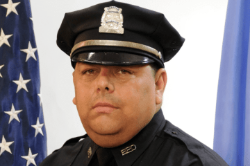 Boston Police Officer Jose V. Fontanez