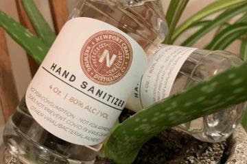 Newport Craft Hand sanitizer