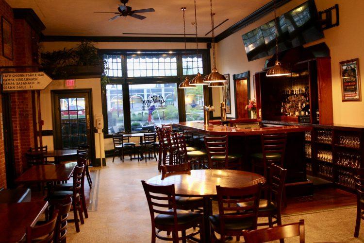 La Forge Newport New bar