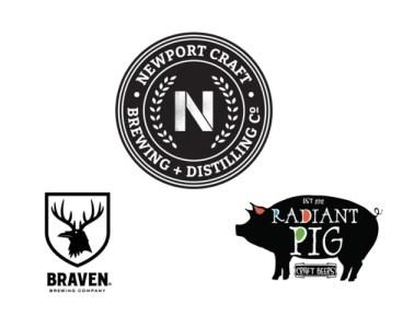 Newport Craft Radient Pig Brewing