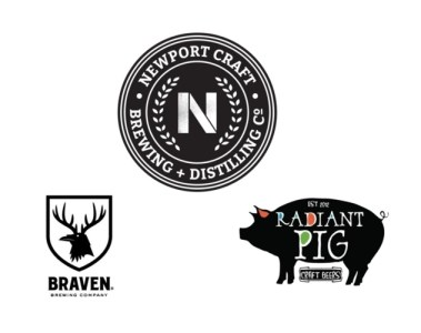 Newport Craft Radient Pig Brewing