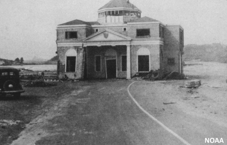 The Great New England Hurricane of 1938 Made Landfall in Newport 82 Years Ago today