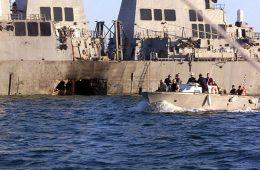 USS Cole 20 years