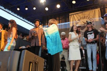 A Change is gonna come Newport Folk Festival