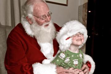 Santa Claus Covid Dr fauci