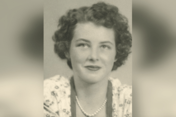Evelyn M. Barrett Newport RI Obit