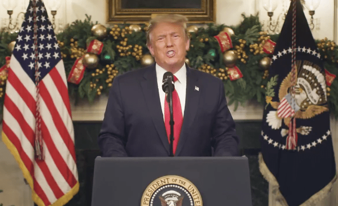 Instead of signing deal, President Trump wants overhaul