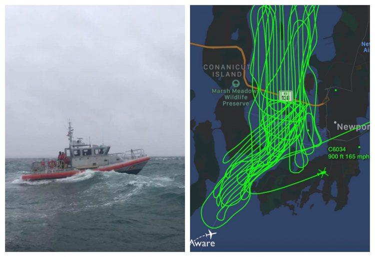 coast guard newport ri
