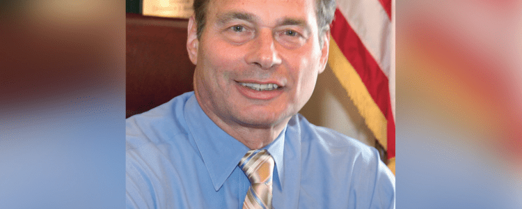 Senate President Dominick J. Ruggerio Rhode Island