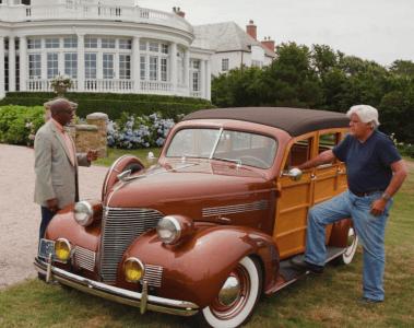 Audrain Mansions & Motorcars Jay Leno Donald Osborne