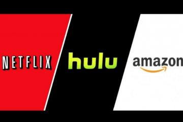 Netflix Hulu Amazon