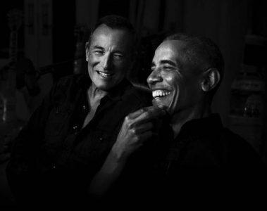 Obama Springsteen