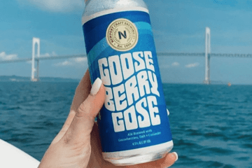 Gooseberry Gose Newport Craft
