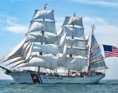 Barque Eagle Tall Ship Newport RI